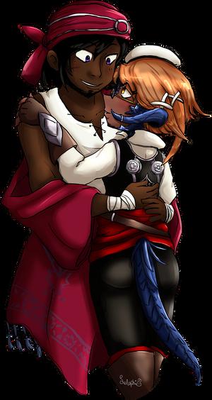 Commission - Altani and Tyraeus