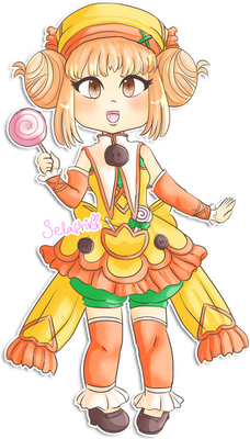 Rune Factory 3 - Collette revisited