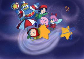 Kirby64 - The Crystal Shards