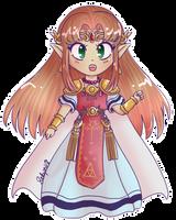 Zelda - Smash Ultimate / Link Between Worlds ver. by Selaphi