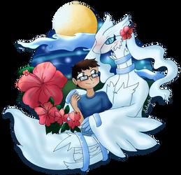 Pokemon Commission Reshiram