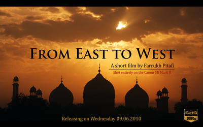 From East to West - 09.06.2010