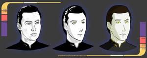 Star Trek: Data Files 1