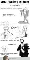 Fanservice Meme: Castiel by P-JoArt