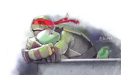 TMNT: Welcome back
