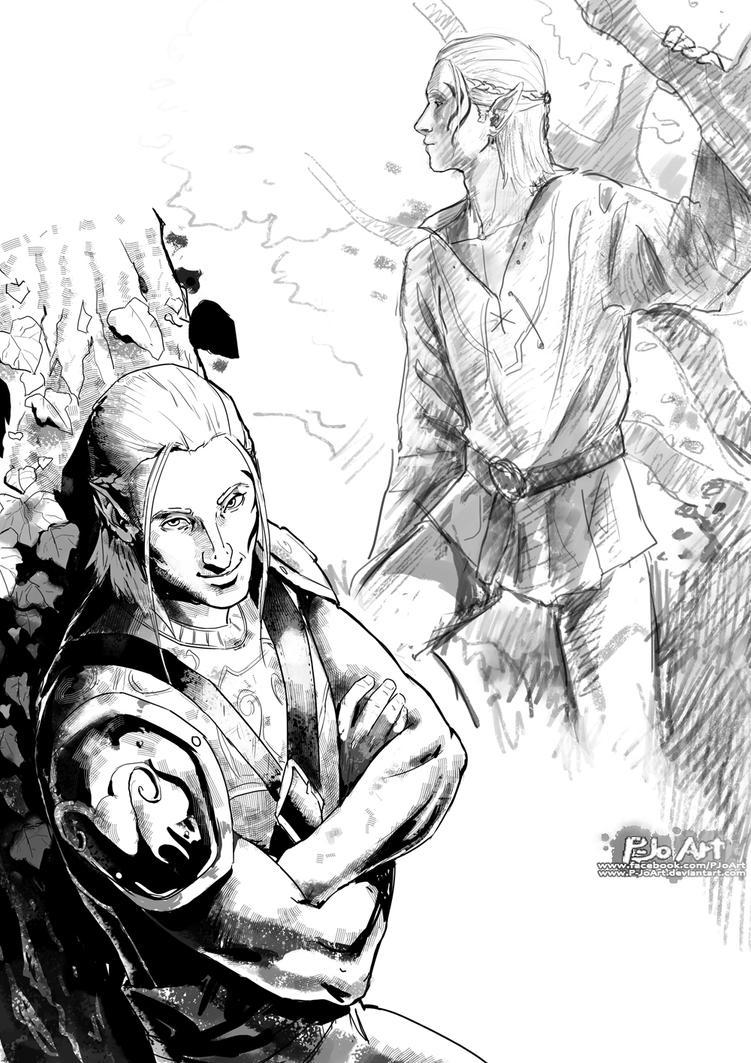 zevran_sketches_by_p_joart-d8smg1p.jpg