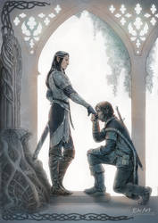 My Lord - Shadow of Mordor Second Age AU