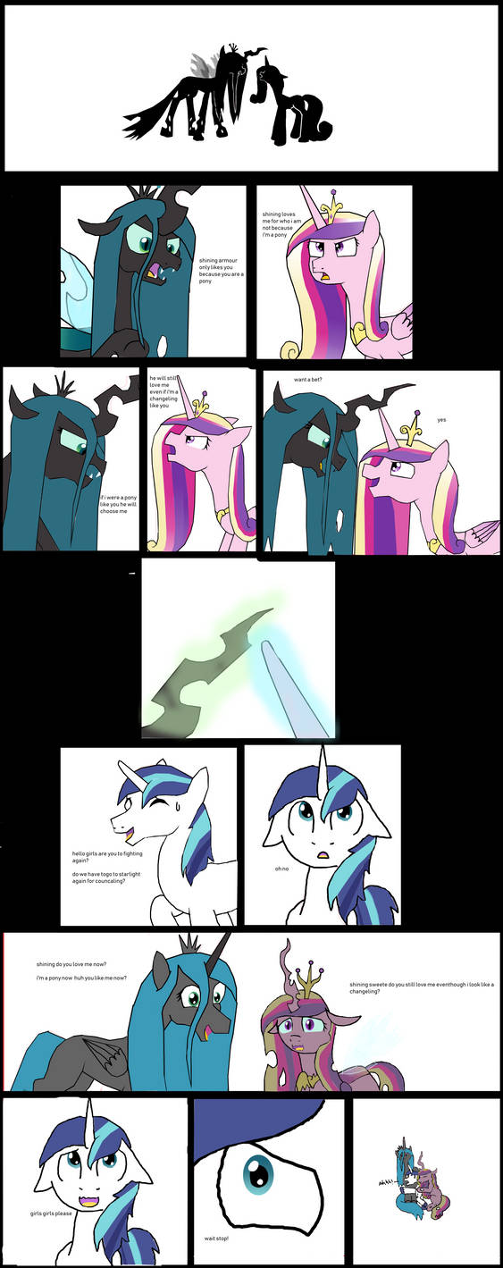 Poor Shining... by mr100dragon100