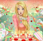 Happy Birthday Cornelia!