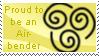 Proud Airbender by Katze-Cat-KuroNeko