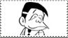 Tougou [Osomatsu-Kun] stamp by PlZZA-DOUGH