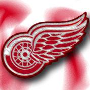 NHL Logo Avatar - Red Wings by RayzorFlash