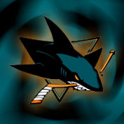 NHL Logo Avatar - Sharks by RayzorFlash