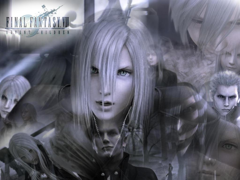 Desktop- Sephiroth Clones by Memii
