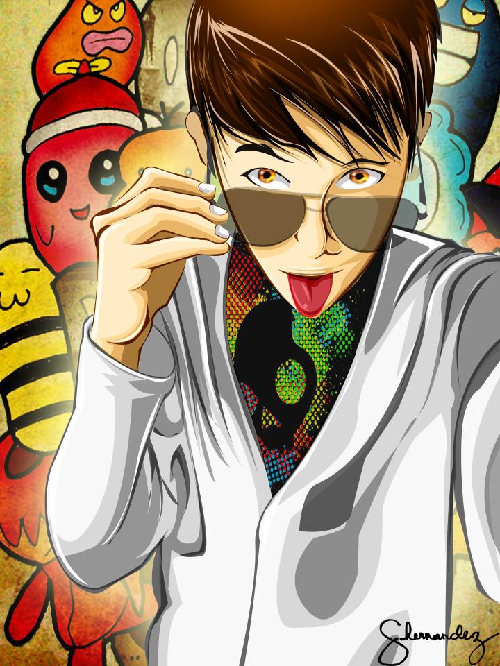 Franz Anime Style by Riekichi