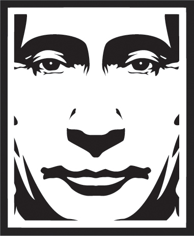 OBEY Putin by tufflabel