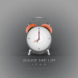 Wake me up    I C O N by marffinn