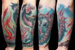 Dragon Agua