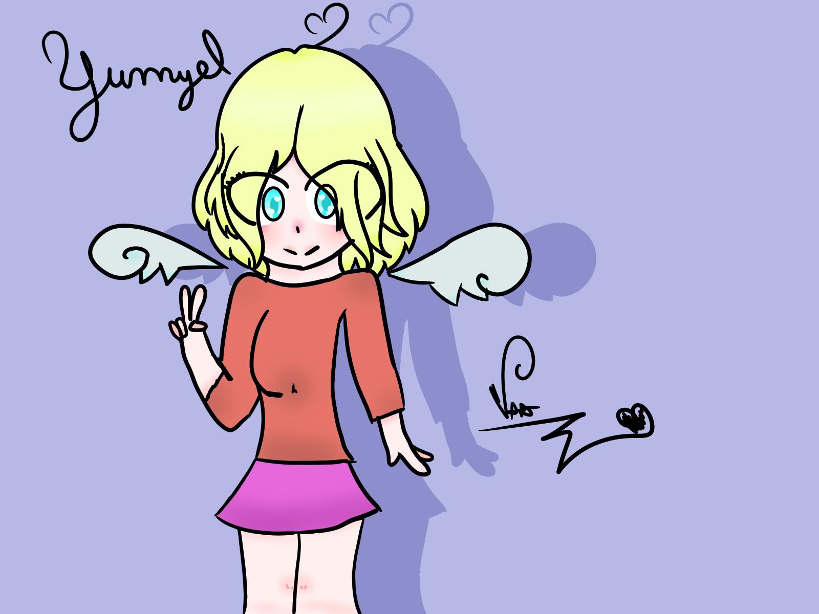 Yumyel by CherryHauntter