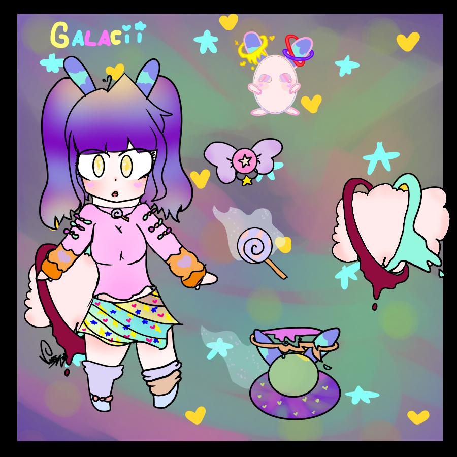 [MYO Contest] Galacii by CherryHauntter