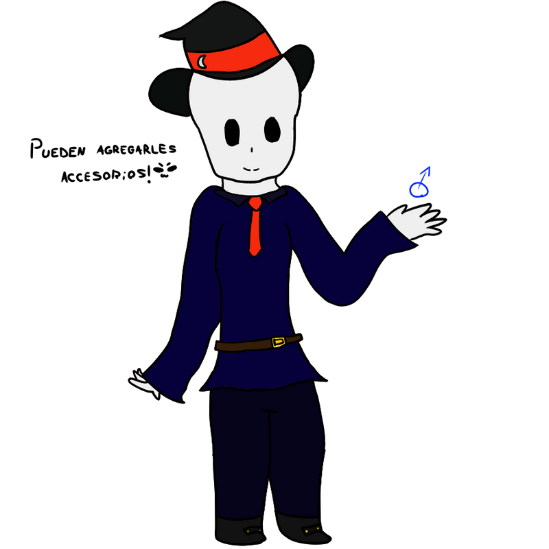 [Uniforme Hombre TheWhitchsAcademy] by CherryHauntter