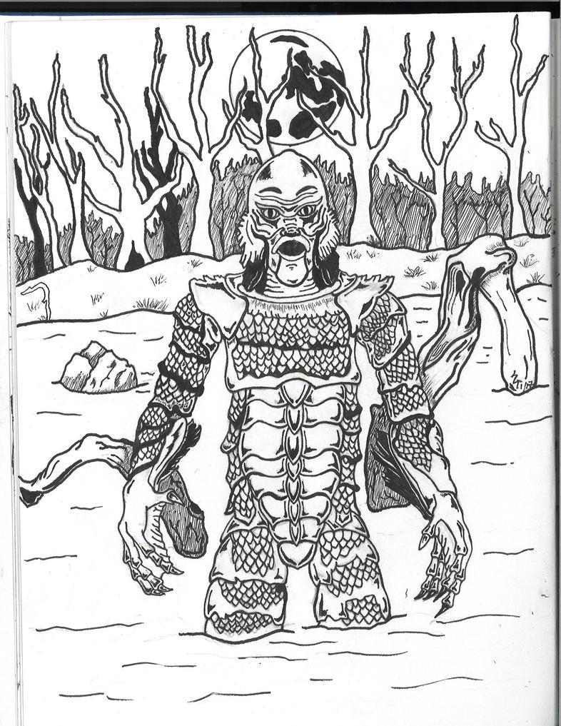 Creature-pen by Grunt88