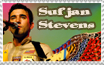 Sufjan Stevens Stamp II by MaxTheSpaztastick