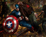 Captain America - Duty