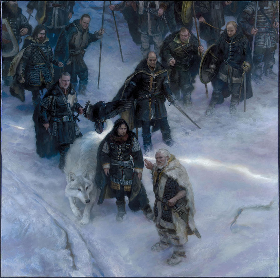 Nights Watch -A Song of Ice and Fire 2015 Calendar by ...