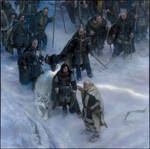 Nights Watch -A Song of Ice and Fire 2015 Calendar
