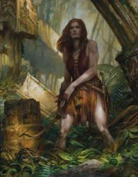 Red Sonya - Archer