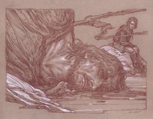 ASoIaF - Arya and the Hound - ColdHearts