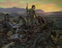 Greek Revolution- Valtetsi 1821