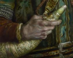 Boromir-The Horn of Gondor by DonatoArts