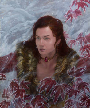 ASoIaF - Melisandre - Ice and Fire
