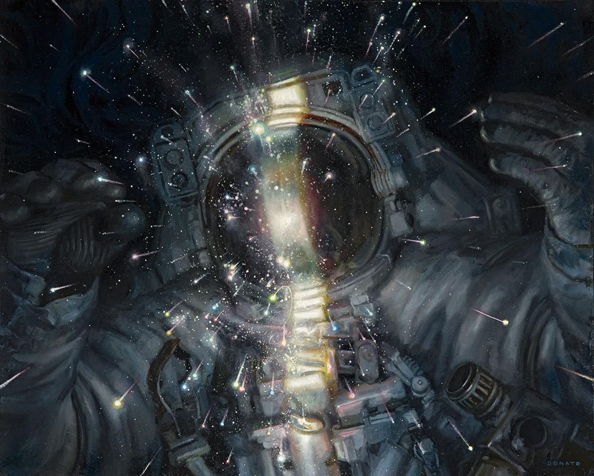 astronaut futuristic design - photo #21
