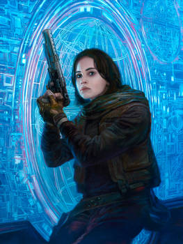 Rogue One - Jyn Erso - The Plans