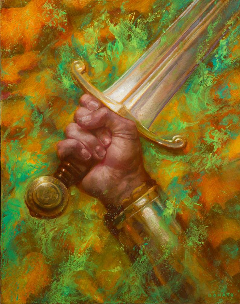Excalibur! by DonatoArts