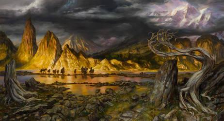 The Fellowship in Hollin