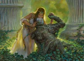 Throne of Eldraine Kiss