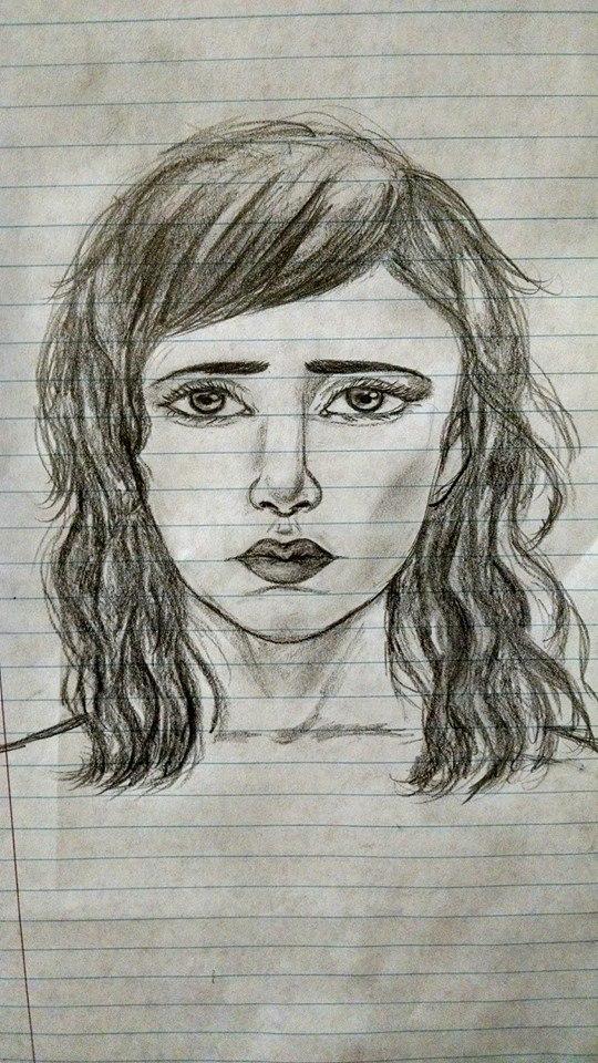 Girl by sdmoon