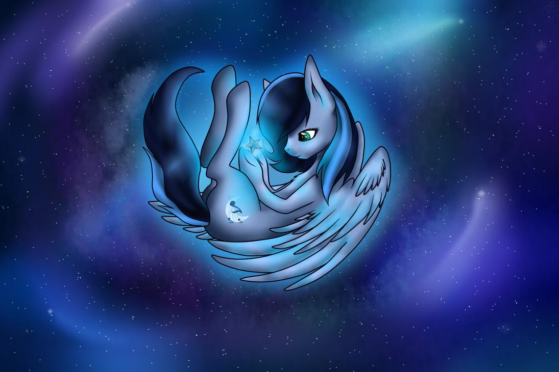 Mlp Oc Art: Star by LunaApple