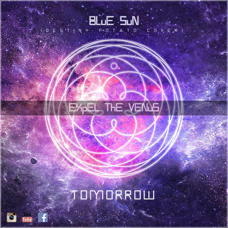 Expel The Venus - Blue Sun by AminVakili