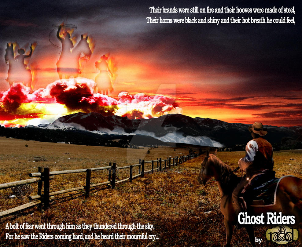 ghost riders in the sky by nexetopia on DeviantArt