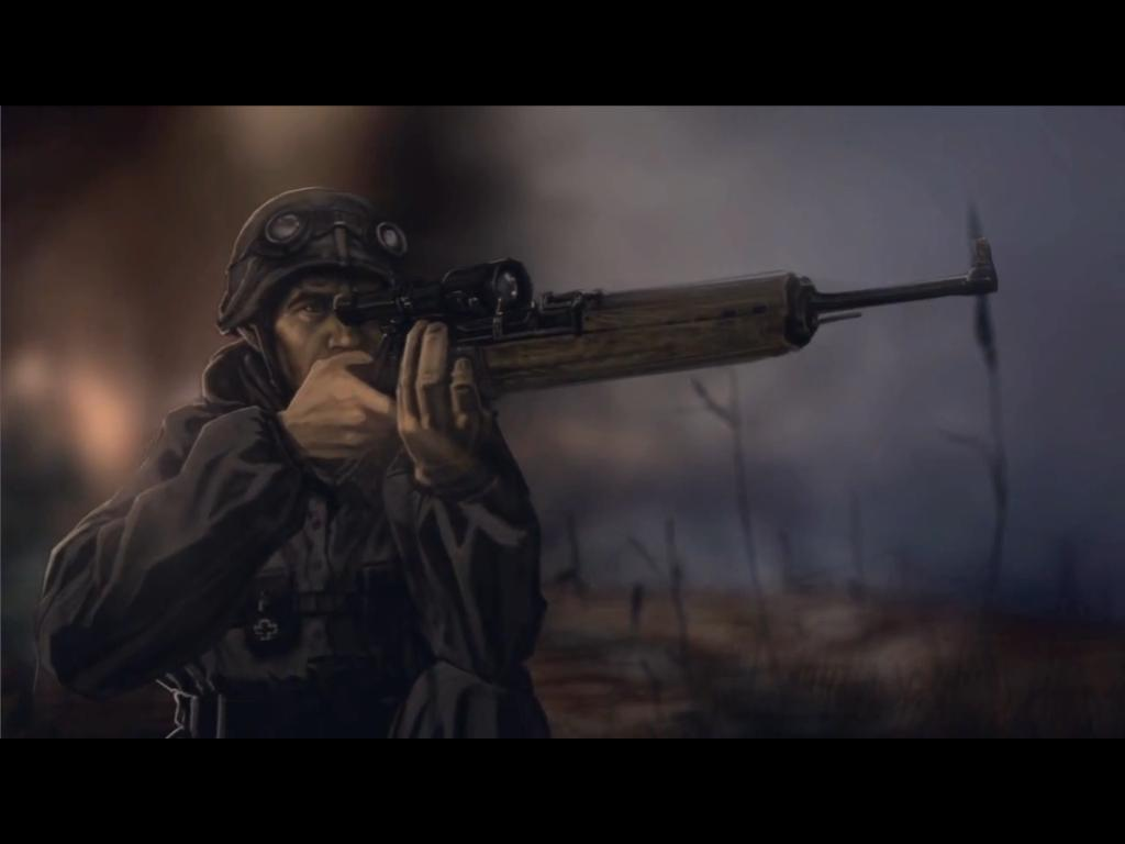 WW2 Sniper by Arctic-RevoIution