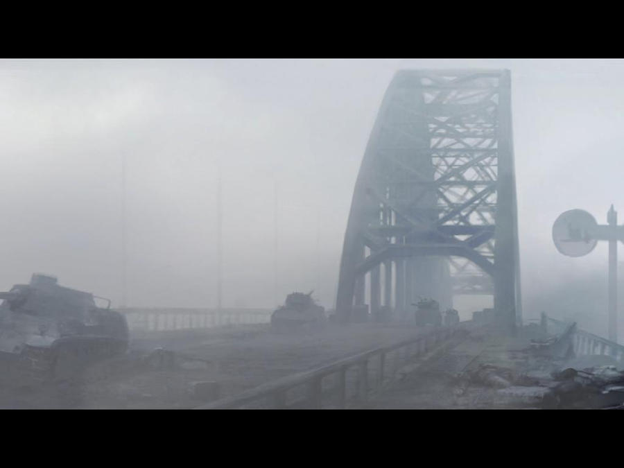 The Arnhem Bridge by Arctic-RevoIution