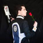 Mass Effect Valentine's Day by Arctic--Revolution