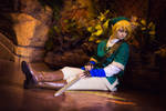 Link ~Exhausted~ by Arctic--Revolution