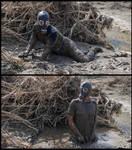 Masked In The Mud #1 by Arctic--Revolution