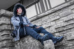Techwear Kiba Inuzuka by Arctic--Revolution